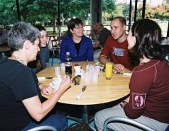 Cafe Mada, June 2004