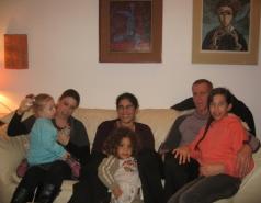 Hanuca, December 2009