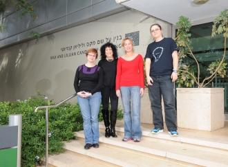 Weizmann Institute of Science Staff Scientists