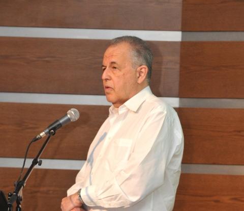 Prof. Haim Harari