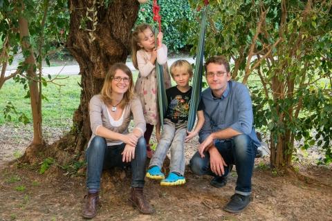 The Hofmann family