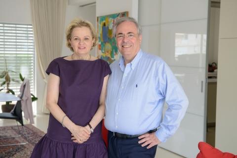 René and Susanne Braginsky