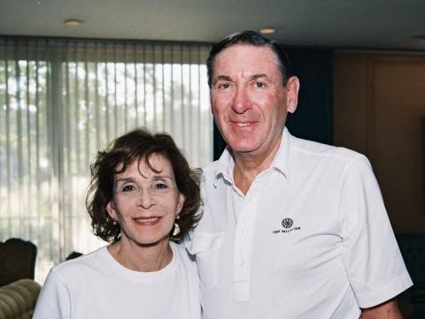 Renée and Lester Crown