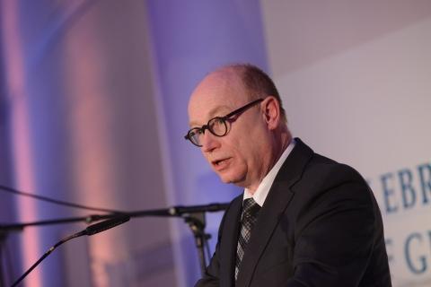 Prof. Dr. Martin Stratmann, President of the Max Planck Society