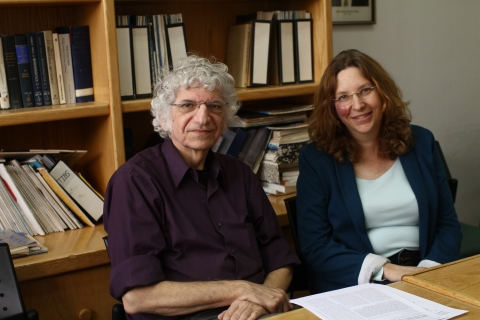 Prof. Zvi Livneh and Dr. Tamar Paz-Elizur