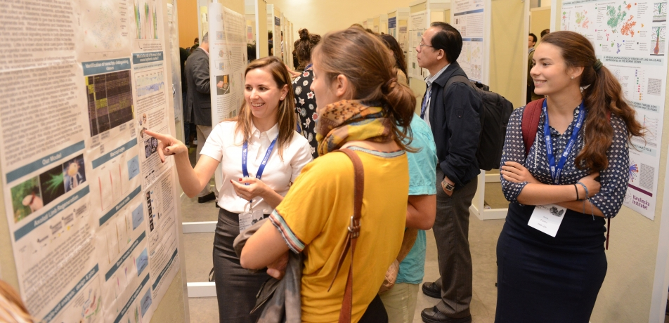 International scientific conferences enable innovative ideas to take root and deepen ties.