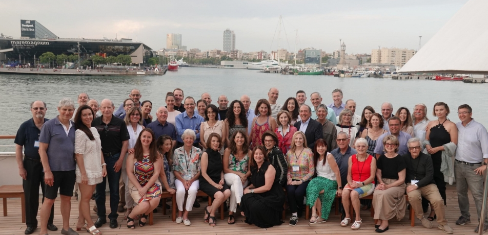 A Mediterranean cruise: American friends on the Science at Sea mission in Spain