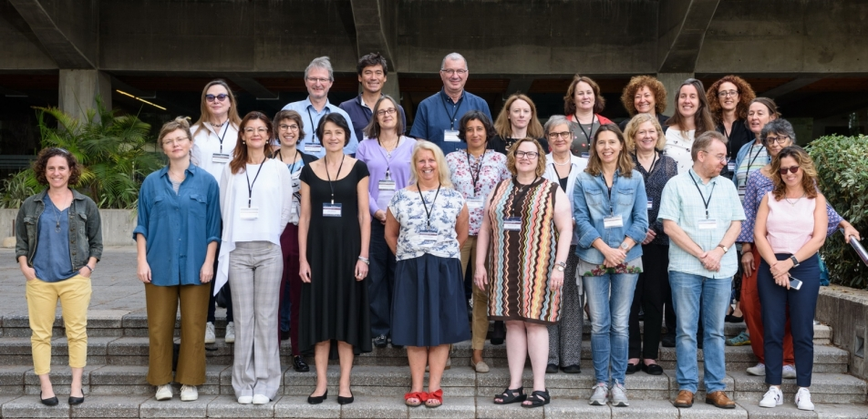 Tipping the gender balance: an international workshop on campus addressed the gender imbalance in phsyics