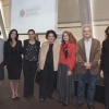L to R: Prof. Goldfarb; postdoctoral fellows Drs. Shiri Gur-Cohen and Anat Biran; Ellen Merlo; Prof. Neeman; Prof. Dudai; and Prof. Alberini.