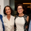 (L-R) Dr. Daniel C. Andreae, Susan Wener: Susan Stern, National Executive Director and CEO; and Dr. Ivo Spiegel