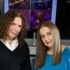 (L-R) Dr. Raya Eilam-Altstadter and Dr. Rina Aharoni