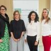 L-R: Annie Auerbach, Dr Arabella Duffield, Dr Meital Oren-Suissa, Hayley Sieff. Credit: Grainge Photography