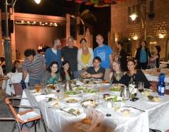 Dinner at Piccolino
