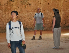 2012 - Lab Trip to Caves of the Judean Hills picture no. 16