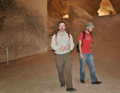 2012 - Lab Trip to Caves of the Judean Hills picture no. 18