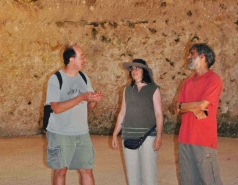 2012 - Lab Trip to Caves of the Judean Hills picture no. 19