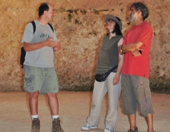 2012 - Lab Trip to Caves of the Judean Hills picture no. 20