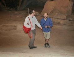 2012 - Lab Trip to Caves of the Judean Hills picture no. 29