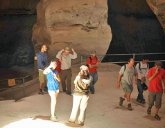 2012 - Lab Trip to Caves of the Judean Hills picture no. 35