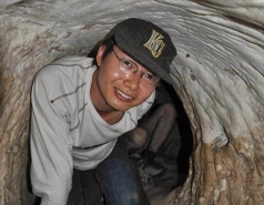2012 - Lab Trip to Caves of the Judean Hills picture no. 79