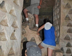 2012 - Lab Trip to Caves of the Judean Hills picture no. 86