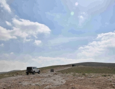 2013 - Lab Trip: Jeeps in the Judean Desert picture no. 8