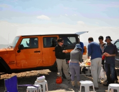 2013 - Lab Trip: Jeeps in the Judean Desert picture no. 31