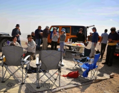 2013 - Lab Trip: Jeeps in the Judean Desert picture no. 36
