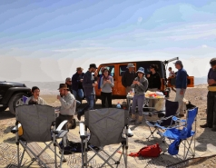 2013 - Lab Trip: Jeeps in the Judean Desert picture no. 37