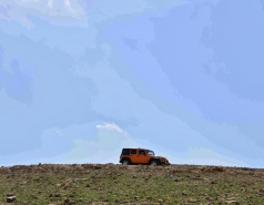 2013 - Lab Trip: Jeeps in the Judean Desert picture no. 39