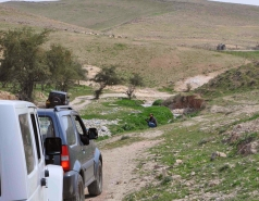 2013 - Lab Trip: Jeeps in the Judean Desert picture no. 62