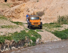 2013 - Lab Trip: Jeeps in the Judean Desert picture no. 68