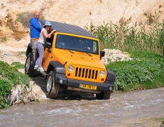 2013 - Lab Trip: Jeeps in the Judean Desert picture no. 70