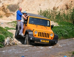 2013 - Lab Trip: Jeeps in the Judean Desert picture no. 71