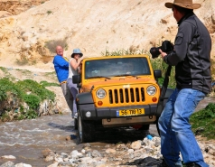 2013 - Lab Trip: Jeeps in the Judean Desert picture no. 77