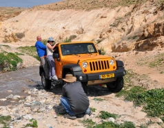 2013 - Lab Trip: Jeeps in the Judean Desert picture no. 79