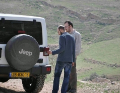 2013 - Lab Trip: Jeeps in the Judean Desert picture no. 81
