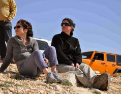 2013 - Lab Trip: Jeeps in the Judean Desert picture no. 135