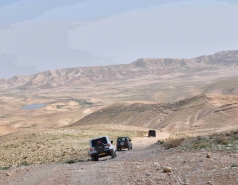 2013 - Lab Trip: Jeeps in the Judean Desert picture no. 145