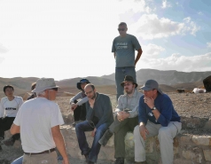 2013 - Lab Trip: Jeeps in the Judean Desert picture no. 180