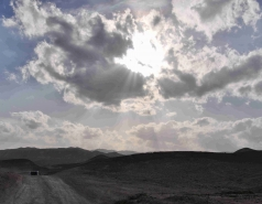 2013 - Lab Trip: Jeeps in the Judean Desert picture no. 193