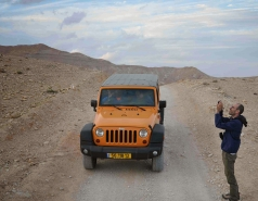2013 - Lab Trip: Jeeps in the Judean Desert picture no. 195