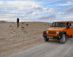 2013 - Lab Trip: Jeeps in the Judean Desert picture no. 199