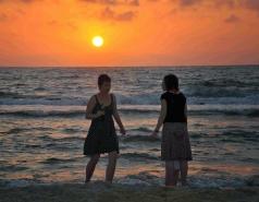 2013 - Beach Party Farewell to Inbar