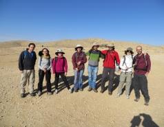 2014 - Lab Trip to Wadi Hatzatz and Wadi Daroch picture no. 1