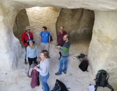 2014 - Lab Trip to Wadi Hatzatz and Wadi Daroch picture no. 3