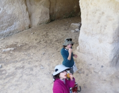 2014 - Lab Trip to Wadi Hatzatz and Wadi Daroch picture no. 4
