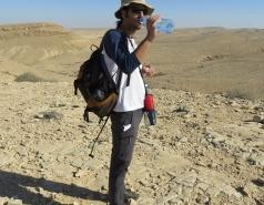 2014 - Lab Trip to Wadi Hatzatz and Wadi Daroch picture no. 26