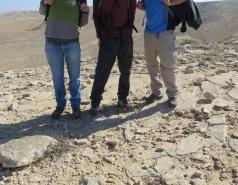 2014 - Lab Trip to Wadi Hatzatz and Wadi Daroch picture no. 27