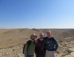 2014 - Lab Trip to Wadi Hatzatz and Wadi Daroch picture no. 30